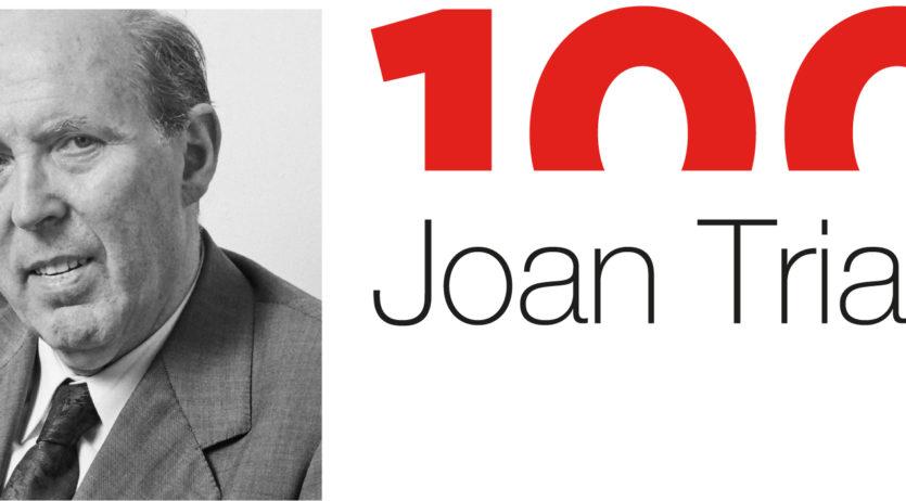 S'organitza una taula rodona homenatge a Joan Triadú a l'Agrícol de Vilafranca