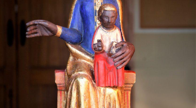 S'inaugurarà una reproducció de la imatge de la Mare de Déu de Foix a Santa Maria