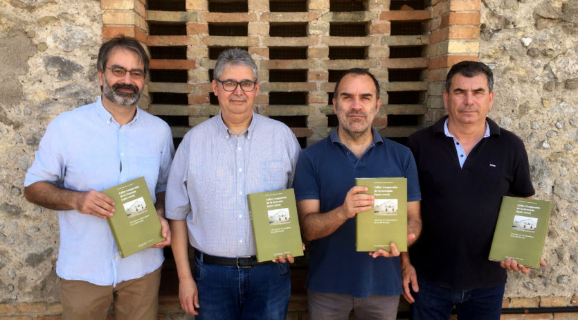 El llibre del centenari del Celler Cooperatiu de la Granada rep una menció dels premis de l'OIV