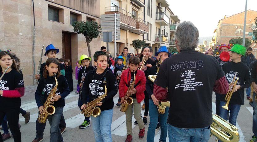 Noves aules per a l'Escola de Música de l'Alt Penedès, a Ordal i Sant Pau d'Ordal