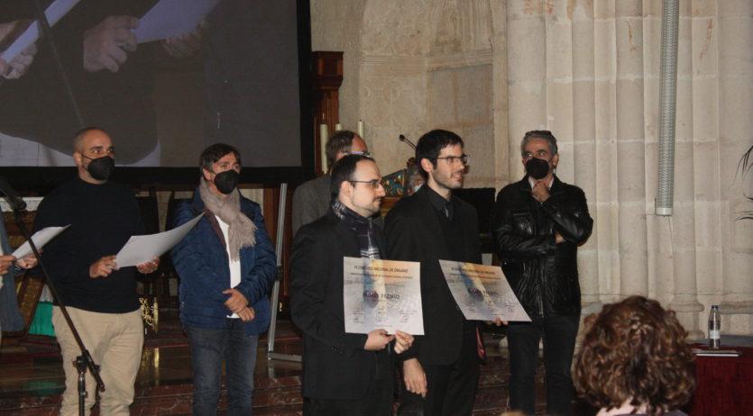 L'organista Berenguer Montserrat ha guanyat el primer premi del concurs de Burgos