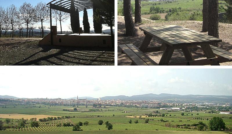 Aquest cap de setmana reobre l'espai de lleure de la muntanya de Sant Jaume