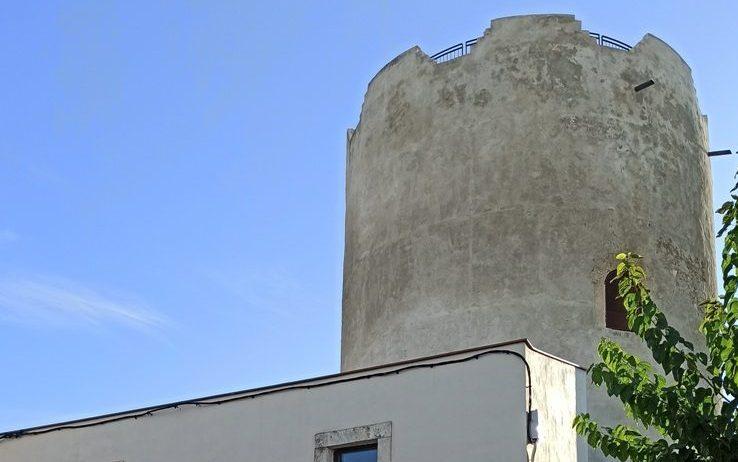 Ha finalitzat la restauració de l'interior de la Torre de Moja
